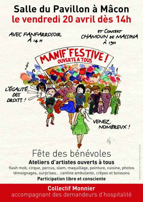 Manif festive 20 avril affiche A3